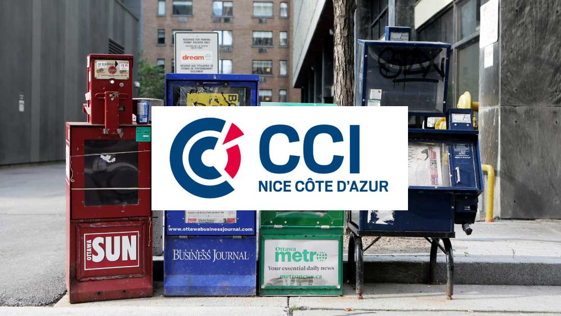 CCI TV Nice Côte d'Azur