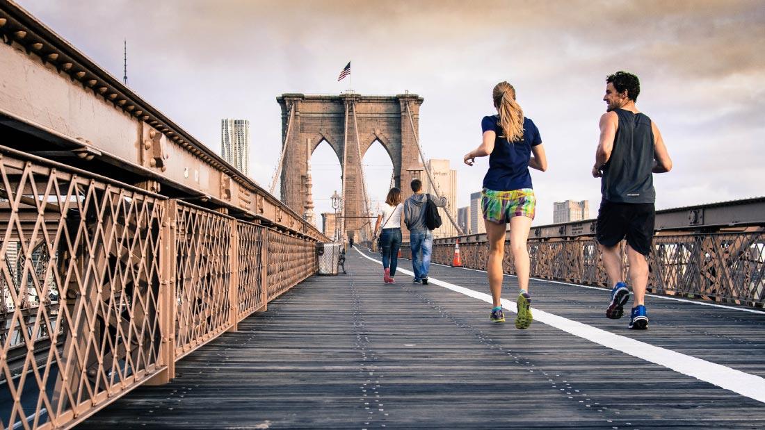 Marathon de New Yoek : de coureurs à finishers