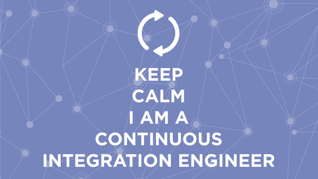 Continuous integration engineer